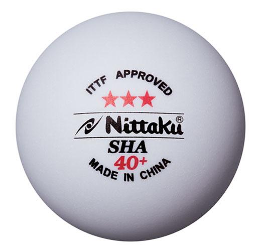 Nittaku SHA 3-Star 40+