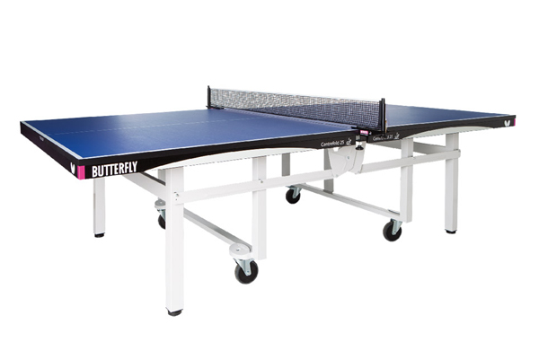 Butterfly Centerfold 25 Table Paddle Palace