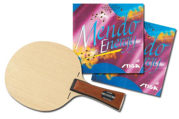 Pro Special Stiga Allround Classic With Mendo Energy