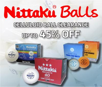Nittaku 2-Star Superior Ball