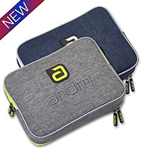 Andro Salta Double Rectangular Case