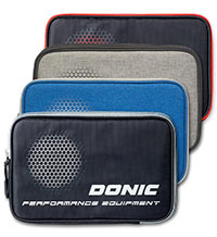 Donic Phase Rectangular Double Case