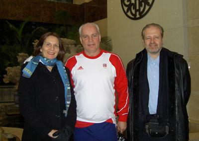 Christian, Jan, Judy