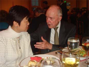 Li Xiaolin & Brent Scowcroft