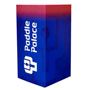 Paddle Palace Towel Box - Blue & Red