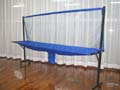 Paddle Palace Rolling Ball Collection Net with Stand