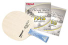 Pro Special: Tibhar Stratus Power Wood w/ Evolution FX-S rubber